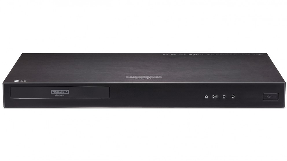 LG 4K Ultra HD Blu-ray Player