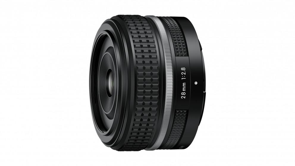 Nikon Nikkor Z 28mm f/2.8 (SE) Lens