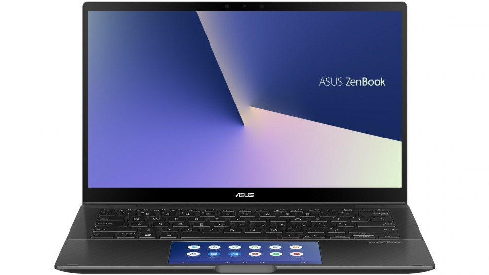 Asus Zenbook Flip UX463 14-inch i7-10510U/16GB/512GB SSD 2 in 1 Device