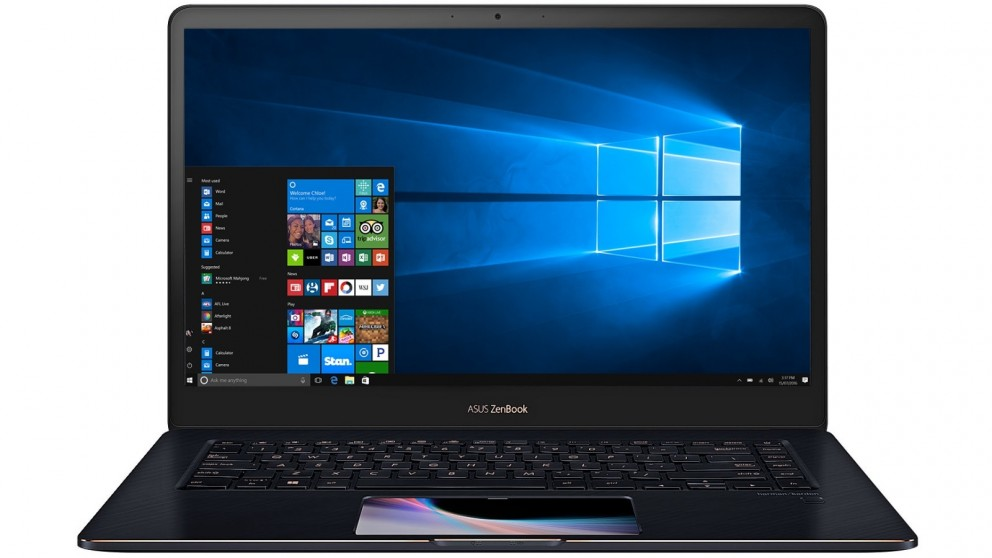 Asus Zenbook Pro 15 6-inch i7/16GB/512GB SSD Laptop