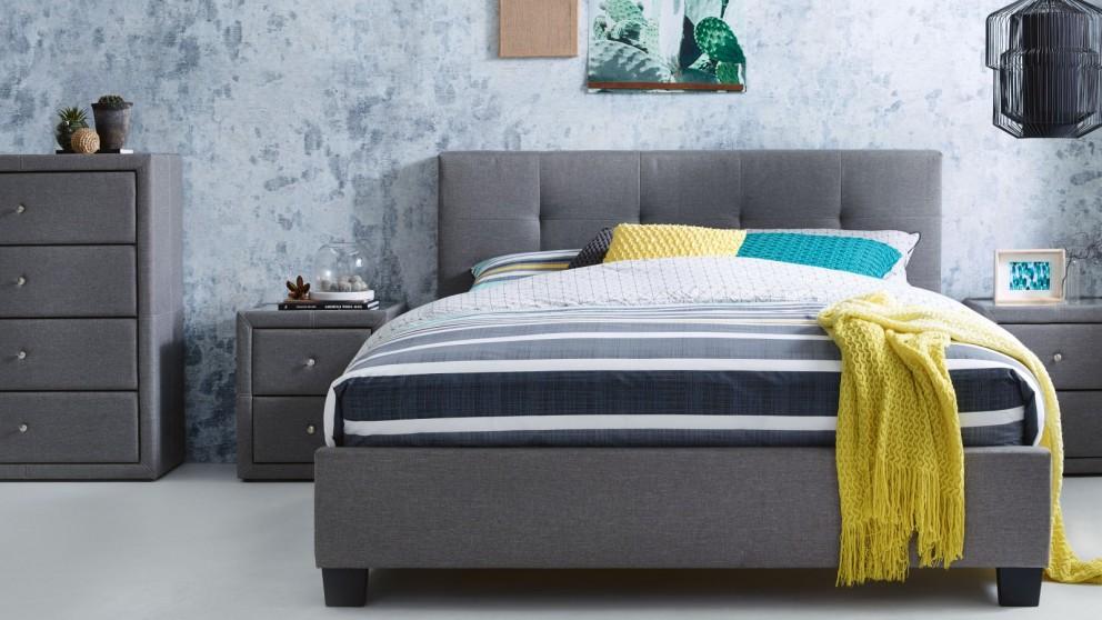 Villa 4 Piece Queen Bedroom Suite