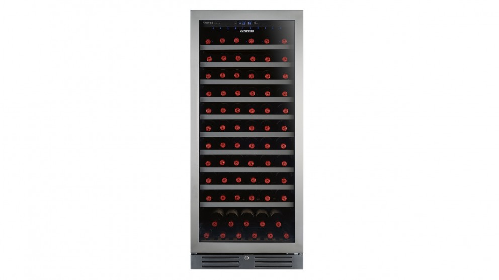 Vintec 121 Bottle Single Zone Wine Cabinet