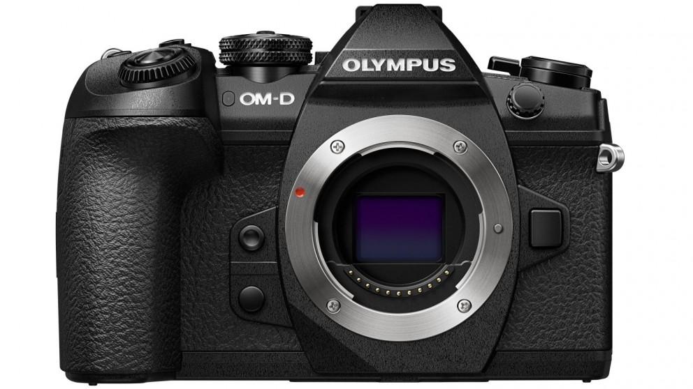 Olympus OM-D E-M1 Mark II Mirrorless Camera Body Only - Black