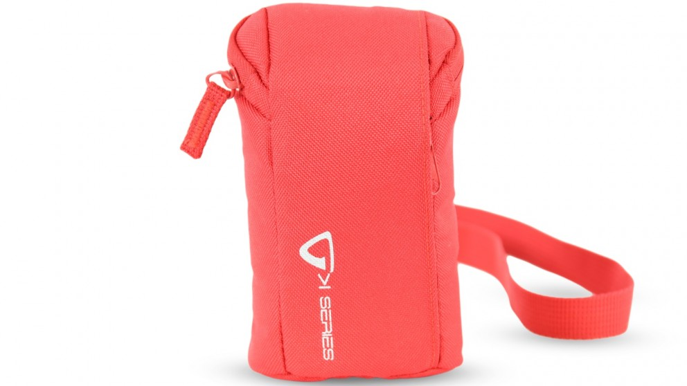 Vanguard VK 8 Compact Camera Pouch - Red