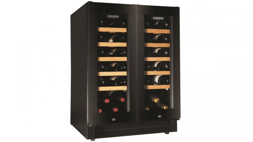 Vintec 42 Bottle 2 Zone Wine Cabinet