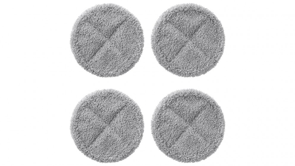 Samsung Pack of 4 Microfibre Mop Pads