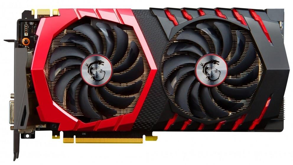 MSI NVIDIA GeForce GTX-1070TI Gaming-X 8GB Graphics Card