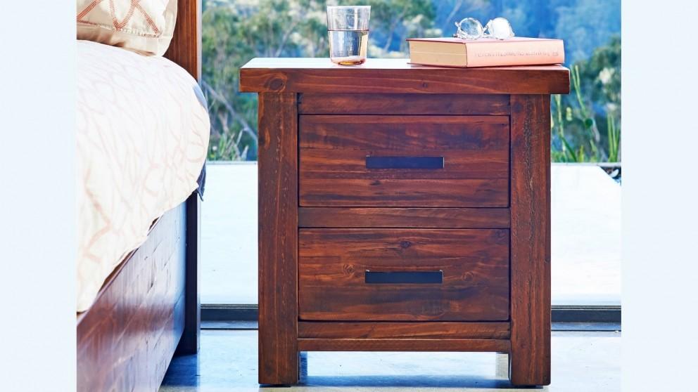 Cobar Bedside Table