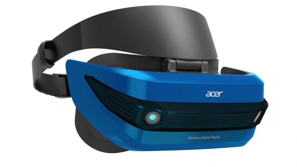 Acer Windows Mixed Reality Headset, Motion Controllers and Ghostbusters Bundle