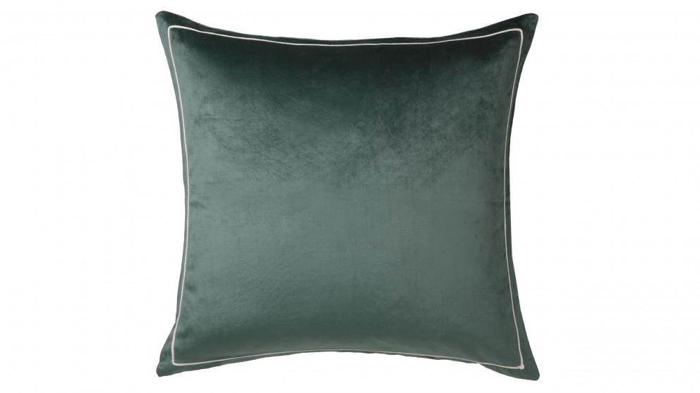 Matisse Eucalyptus Velvet European Pillowcase