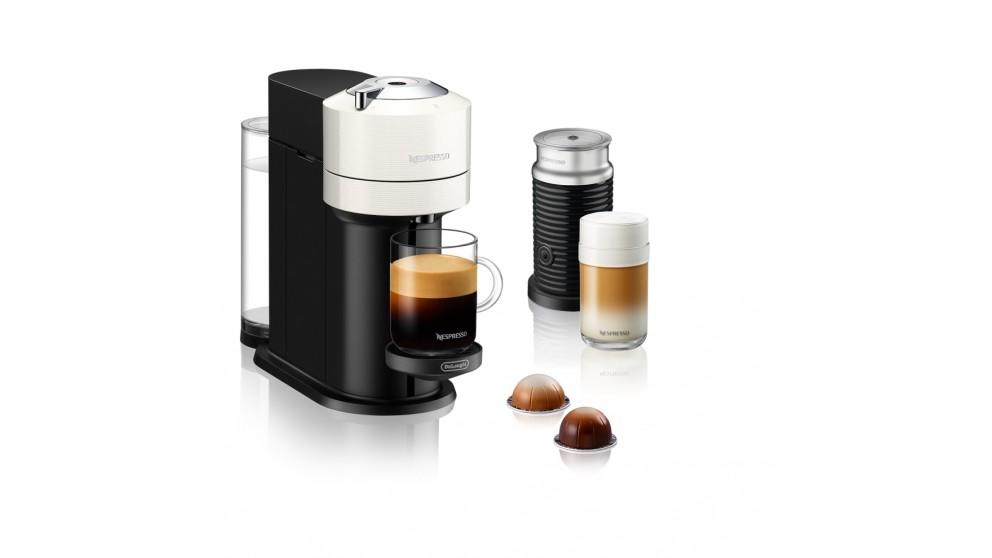 Delonghi Vertuo Next with Aeroccino Coffee & Espresso Machine - White