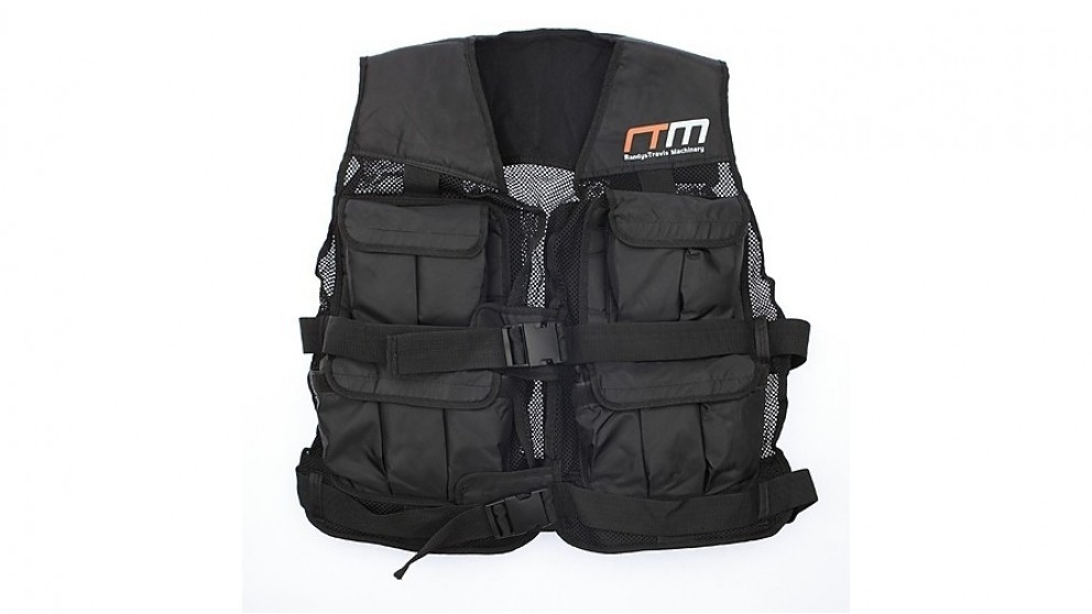 Serrano Weighted Weight Gym Exercise Training Sport Vest