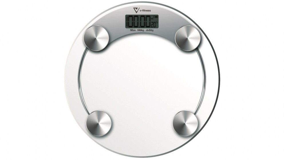 Laser V-fitness Digital Glass Scales