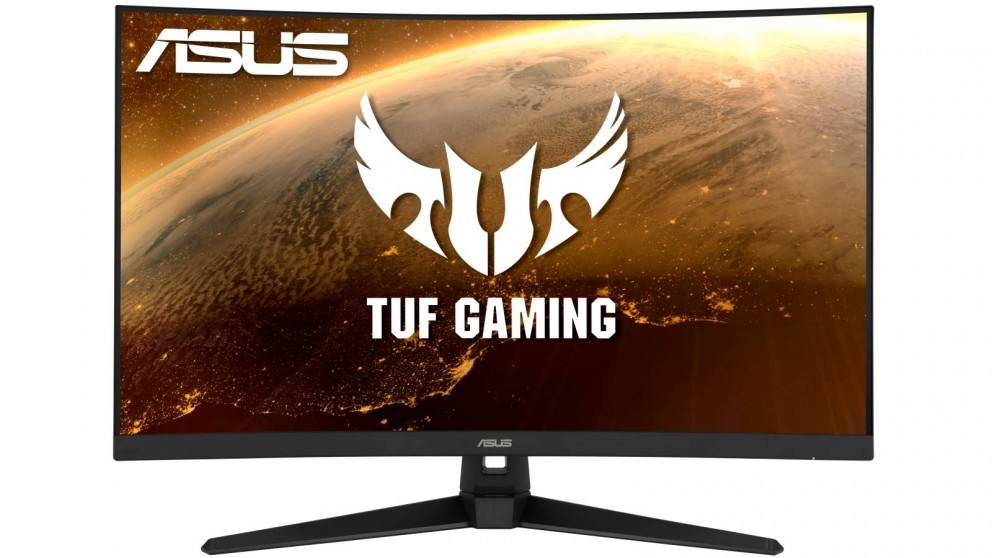 Asus TUF 31.5-inch Full HD Curved Gaming Monitor