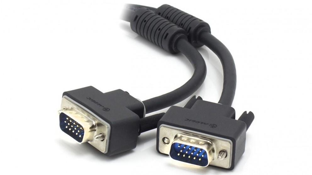 Alogic 15m VGA/SVGA Video Cable