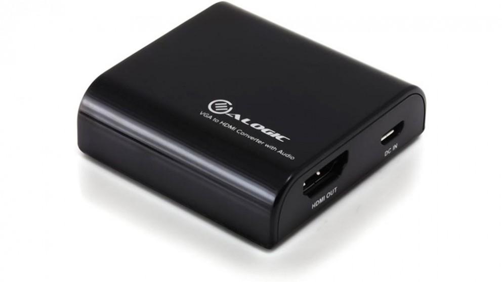 Alogic Ultra Slim VGA to HDMI Converter