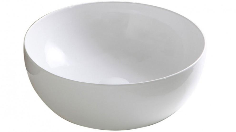 Studio Bagno Vita 40 Bench Basin - Gloss White