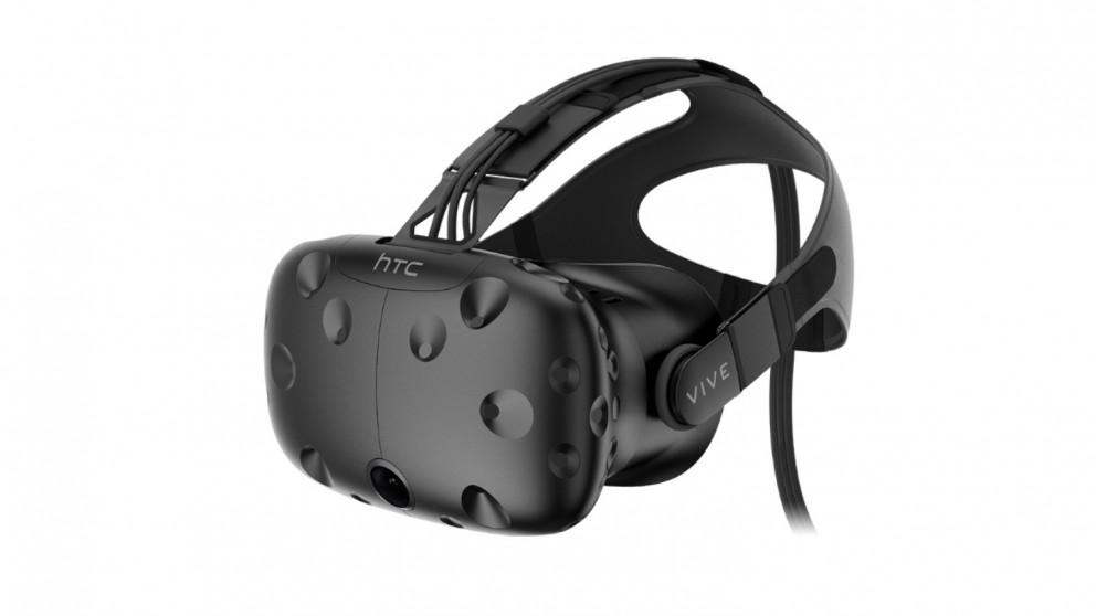HTC Vive Virtual Reality Kit Consumer Edition Version 2 - Coal Black