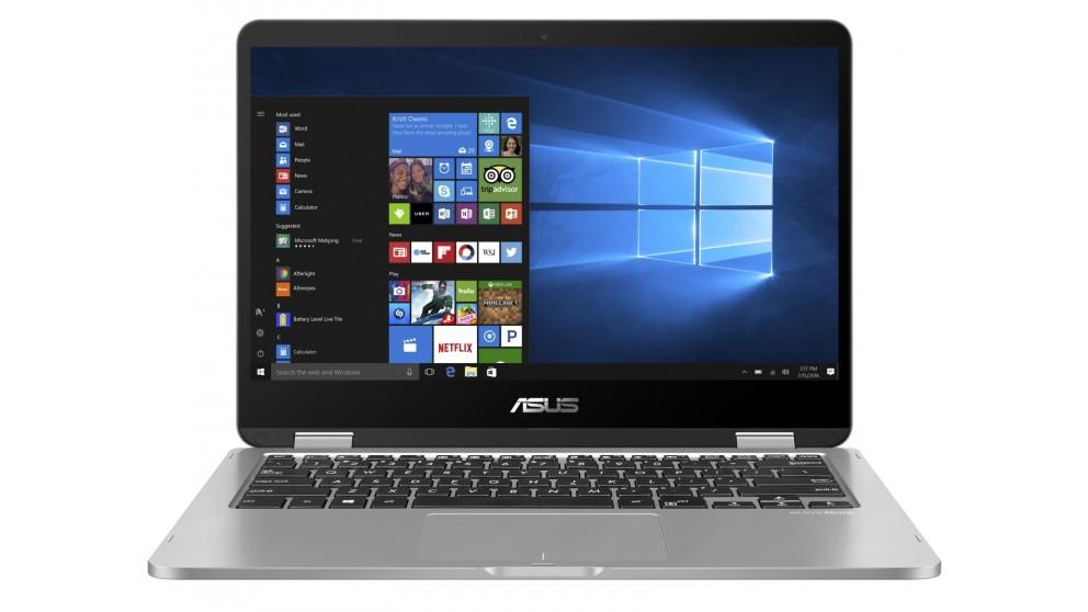 Asus VivoBook Flip 14-inch Celeron-N4020/4GB/128GB eMMC 2 in 1 Device