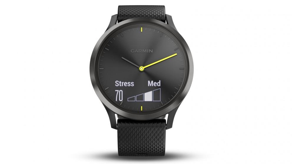 Garmin Vivomove HR Smart Watch with Activity Tracking - Black