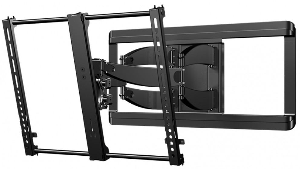 Buy sanus 46 90 full motion tv wall mount harvey for Tv wall mount reviews