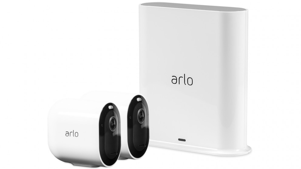 Arlo Pro 3 2K QHD Wire-Free Security 2-Camera System