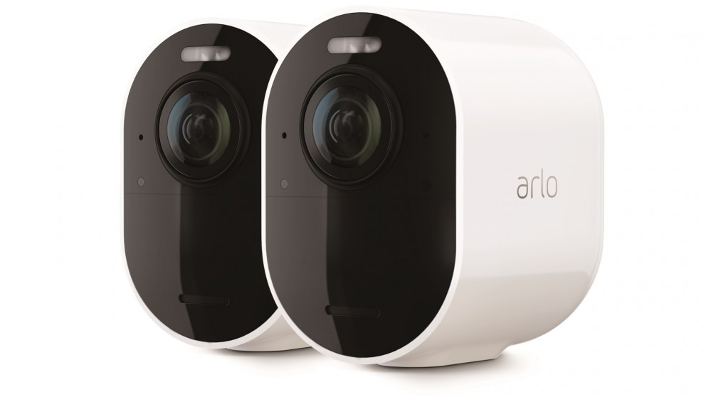 Arlo Ultra 2 4K UHD Wire-Free Security 2-Camera System