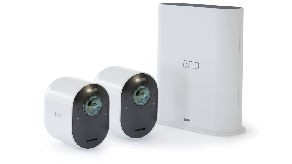Arlo Ultra 4K UHD Wire-Free 2 Security Camera System