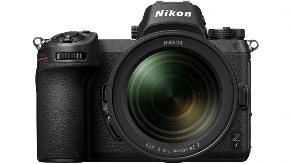 7178dc50361 Buy Nikon Z 7 Mirrorless Camera with 24-70mm Lens Kit