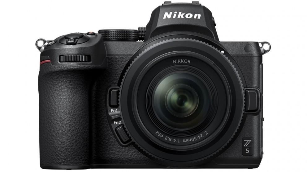 Nikon Z5 Mirrorless Camera with 24-50mm Lens Kit