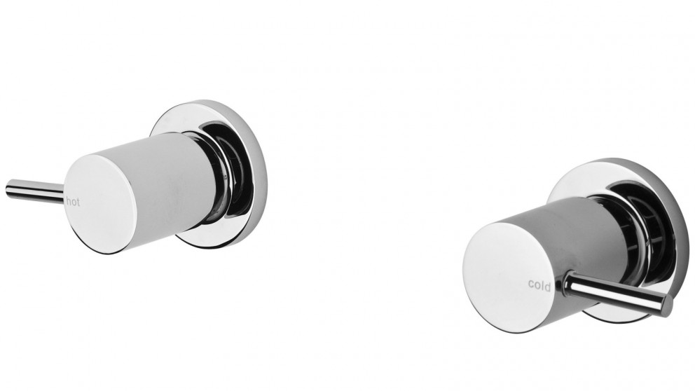 Phoenix Vivid Pin Lever Wall Top Assembly - Chrome