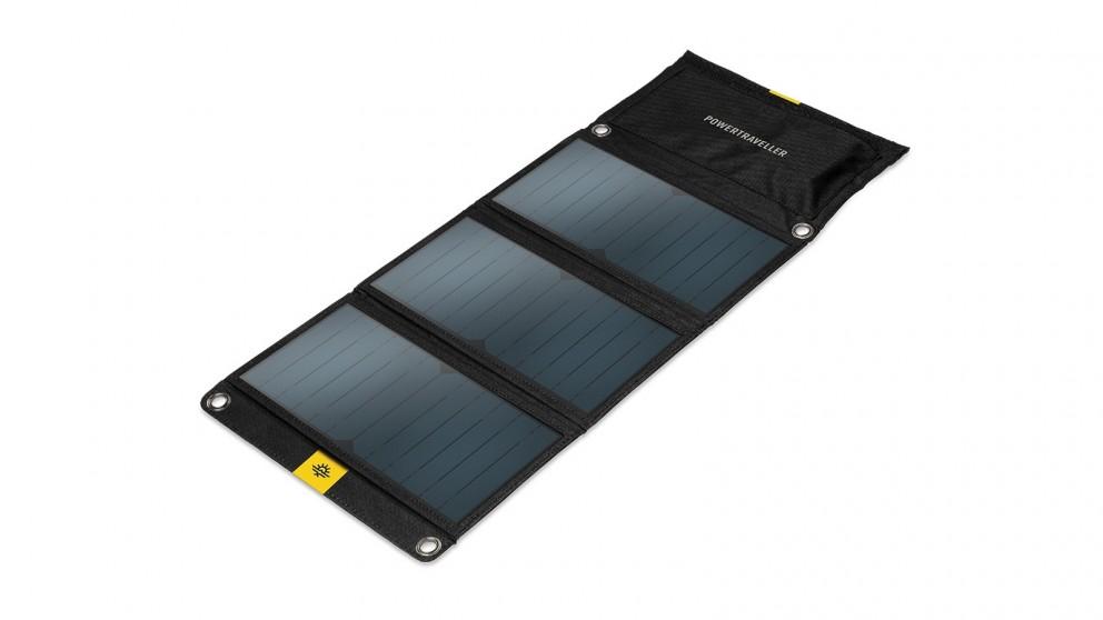 Powertraveller Falcon 21 Ultra-lightweight Foldable Solar Panel Charger