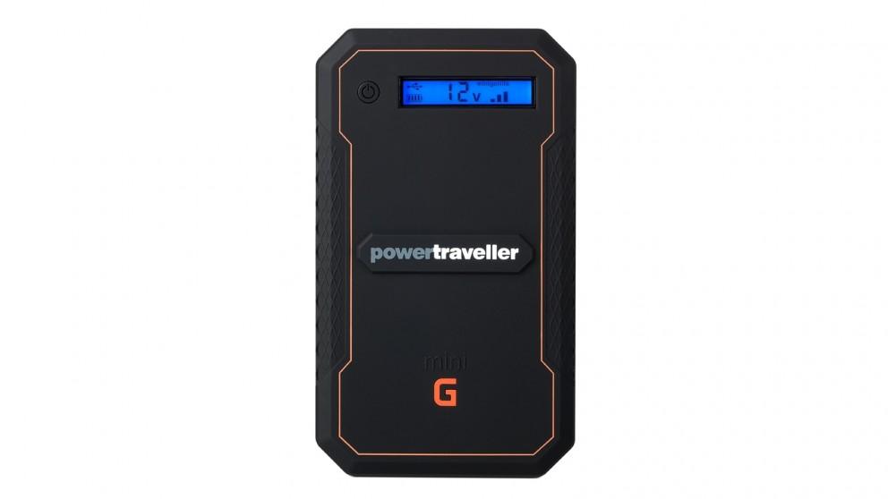 Powertraveller Mini-G 12000 mAh Multi Voltage Power Bank