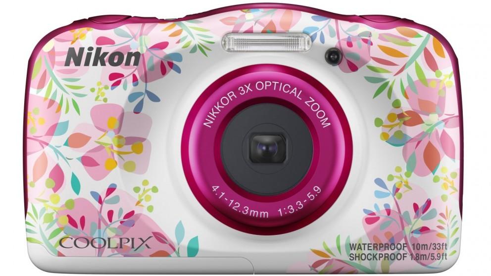 Nikon Coolpix W150 Digital Camera - Pink