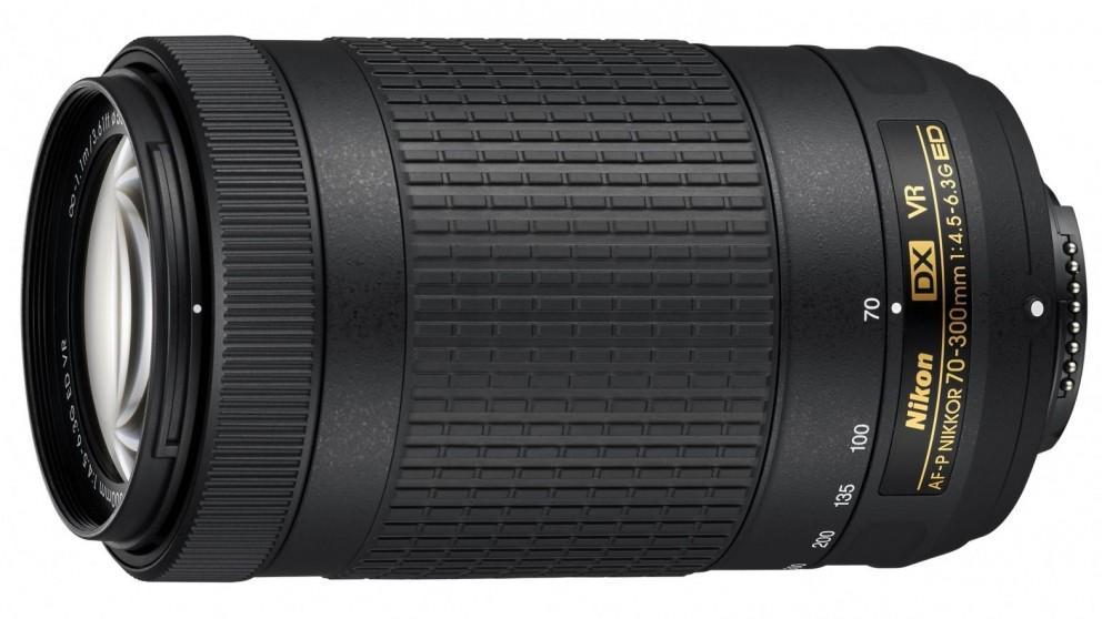 Nikon AF-P DX Nikkor 70-300mm ED VR Lens