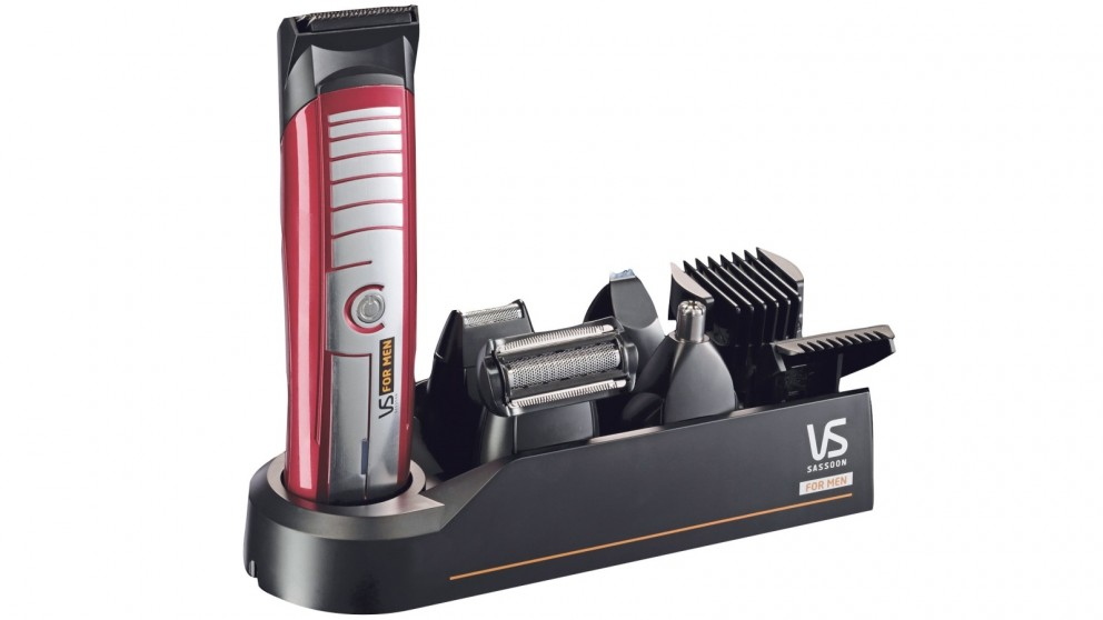 VS For Men Lithium Pro Face and Body Trimmer