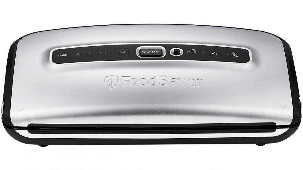 Sunbeam FoodSaver Urban Series Cut & Seal Food Vacuum Sealer