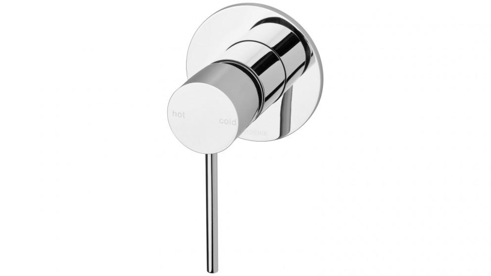 Phoenix Vivid Slimline Shower/Wall Mixer - Chrome