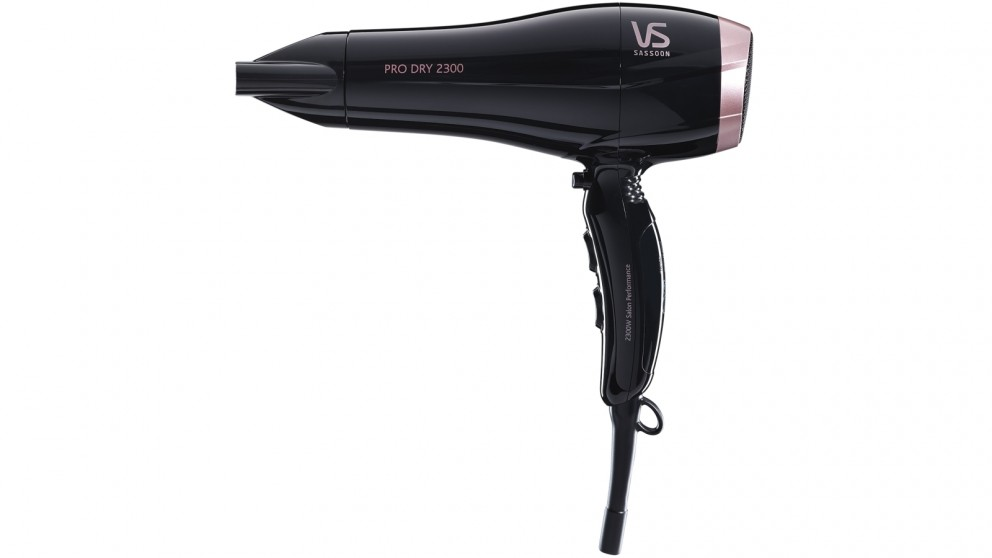 VS Sassoon Pro Dry 2300W DC Hair Dryer
