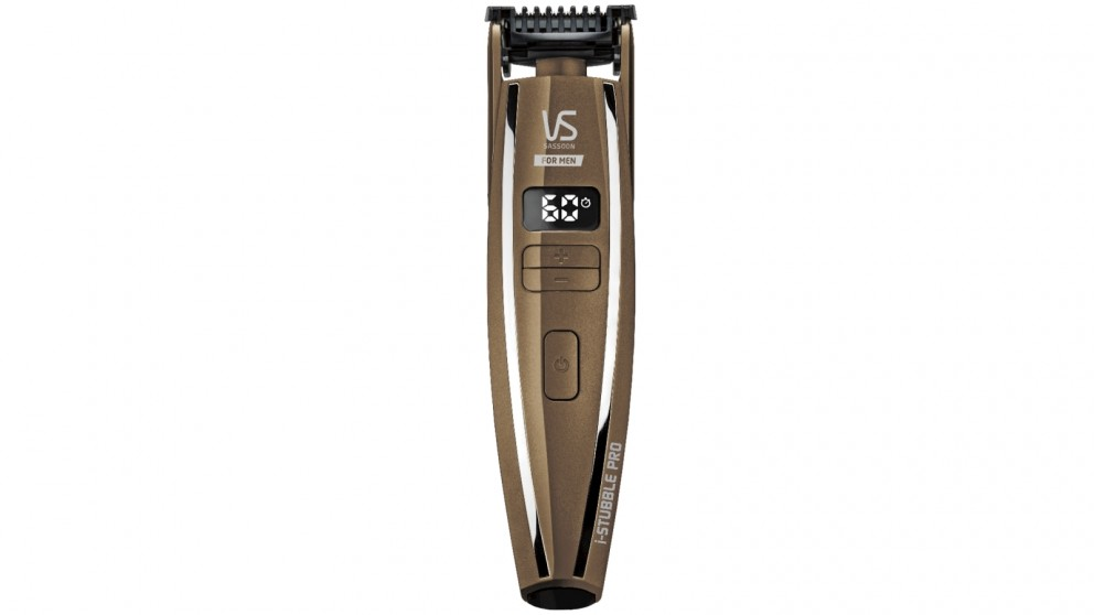 VS For Men i-Stubble Pro Ultimate Precision Beard & Stubble Trimmer