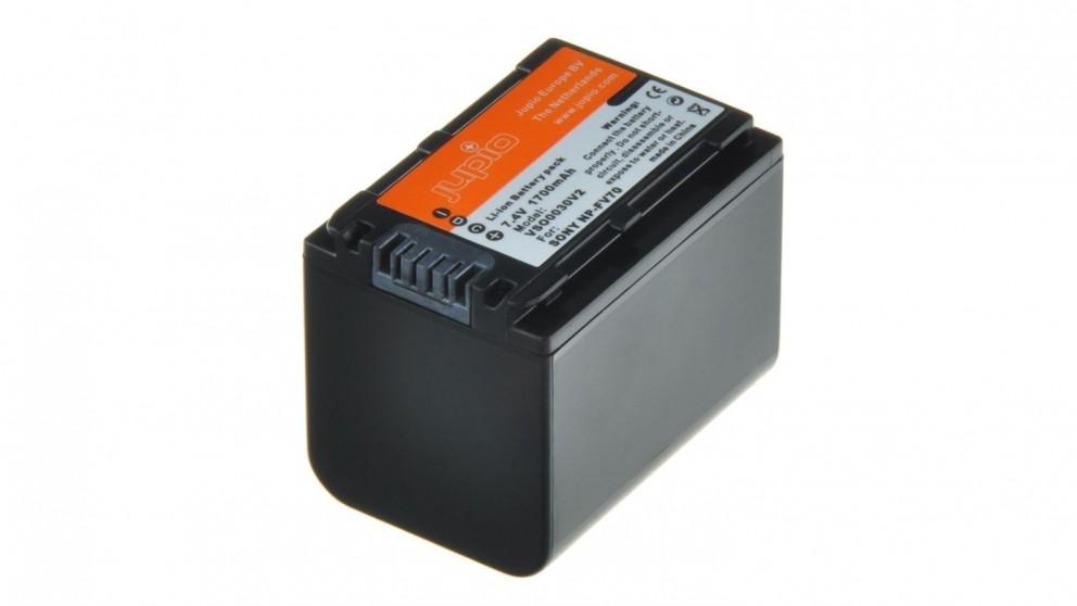 Jupio Sony NP-FV70 1700mAh Battery