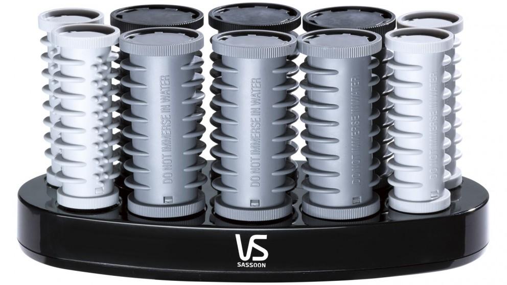 VS Sassoon Travel Multi Curls Classic Volume On-the-Go Curls Roller