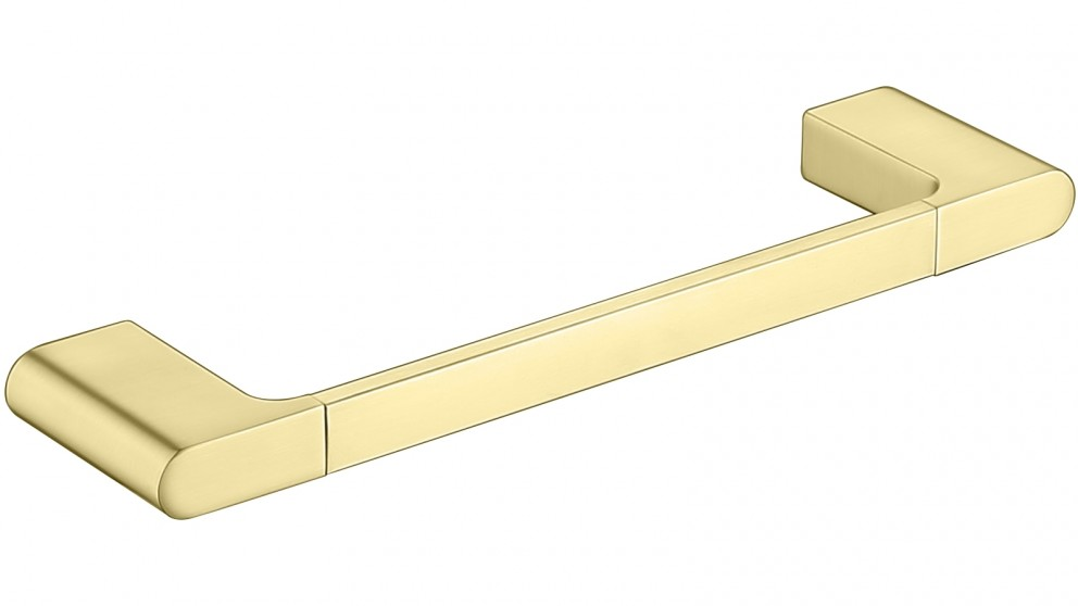 PLD Vantage 300mm Hand Towel Rail - Brushed Brass