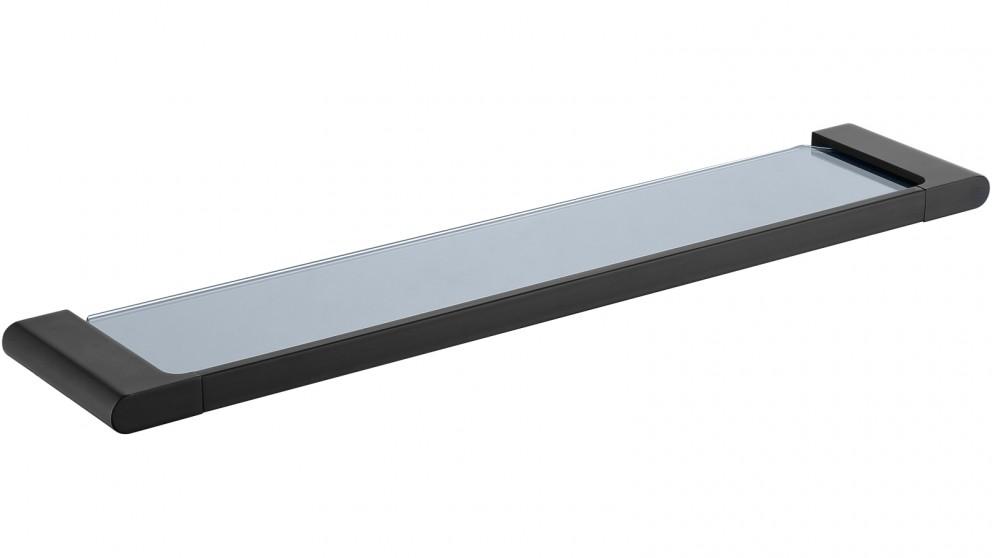 PLD Vantage Glass Shelf - Matte Black