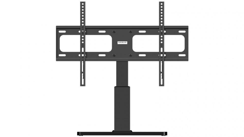 samsung tv base replacement. sanus vtvs1-b2 swivel tv stand samsung tv base replacement