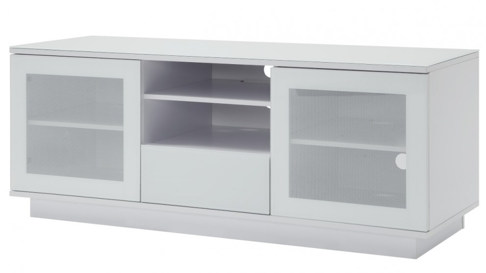 Tauris Titan 1500mm TV Cabinet - White