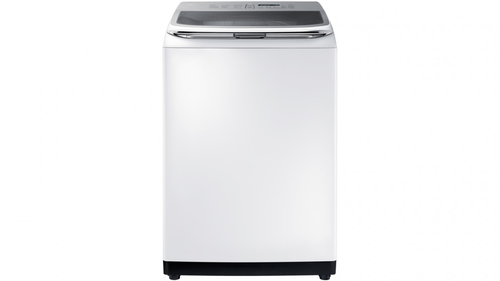 Samsung 11kg Activ DualWash™Top Loading Washing Machine - White