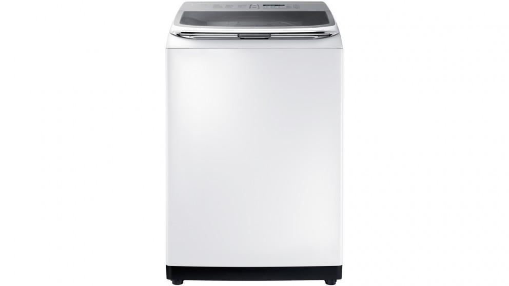 Samsung 11kg Activ DualWash Top Loading Washing Machine - White