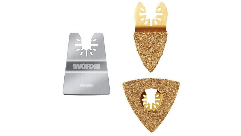 Worx WA5098 Carbide Rasp Scraper