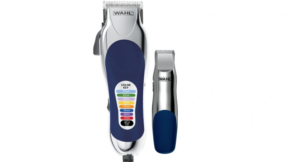 Wahl Color Pro Chrome Combo Pack